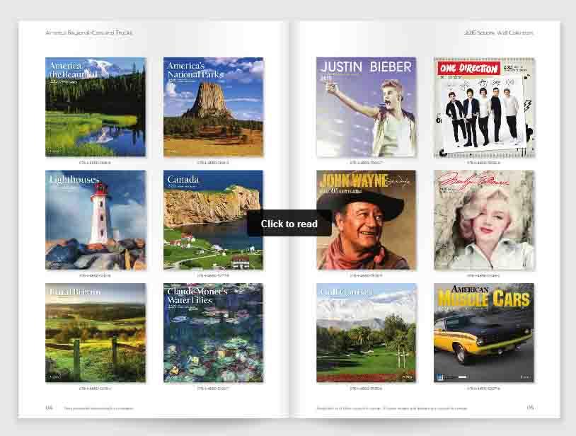 2015 Plato Calendars Catalog