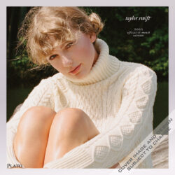 Taylor Swift OFFICIAL 2022 12 x 12 Inch Monthly Square Wall Calendar by Plato, Music Pop Singer Songwriter Celebrity